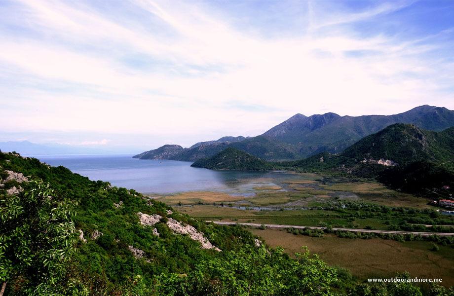 Скадарское озеро Вирпазар