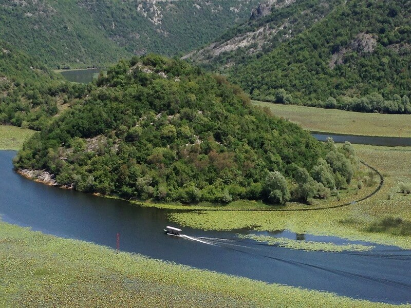 катер Река Црноевича