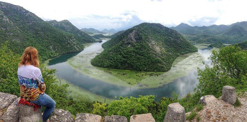 Скадарское озеро Черногория