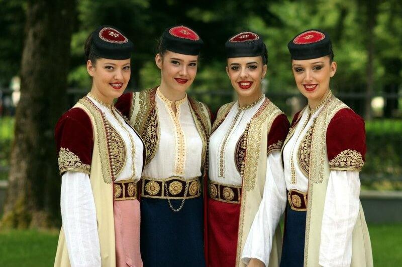 На каком разговаривают Черногорцы