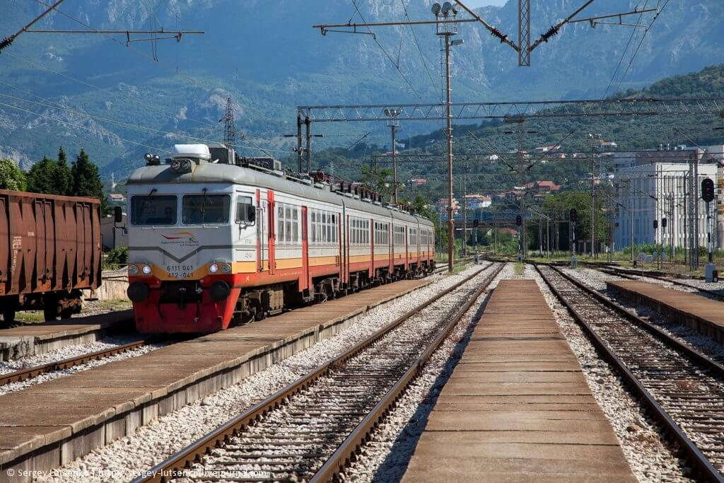 Железнодорожный вокзал Бара