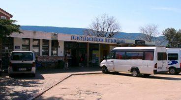 Автовокзал Герцог-Нови