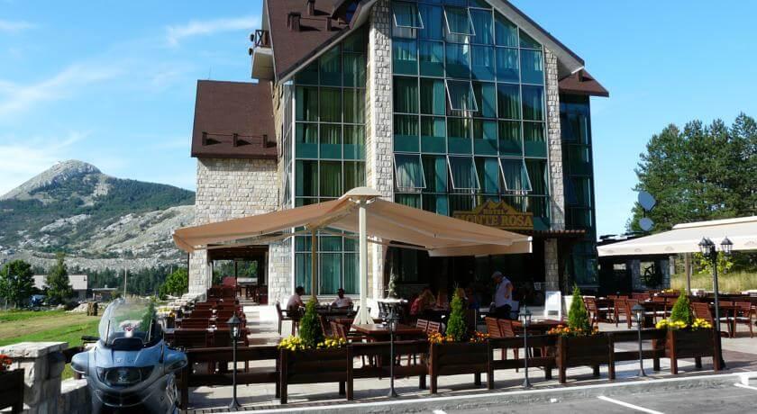 ресторан Монте Роса