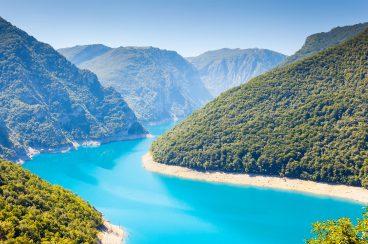 Каньон Пивы Черногория