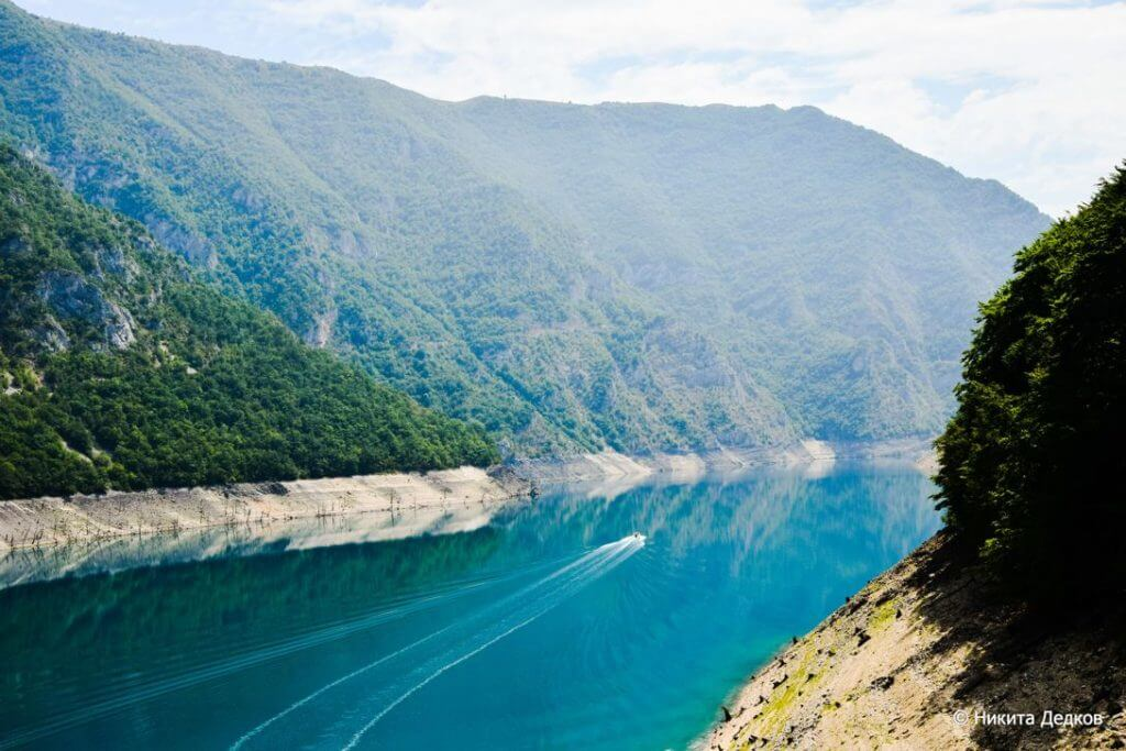 река Пива Черногория
