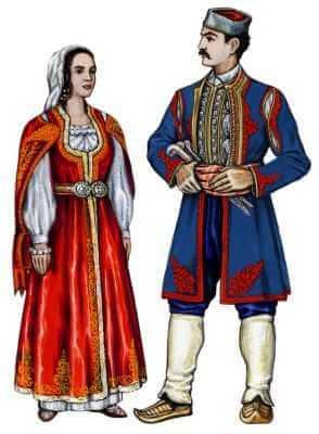 Этнический состав Черногории