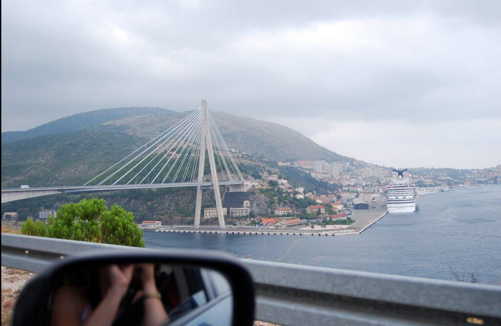 мост Ф. Тунджмана
