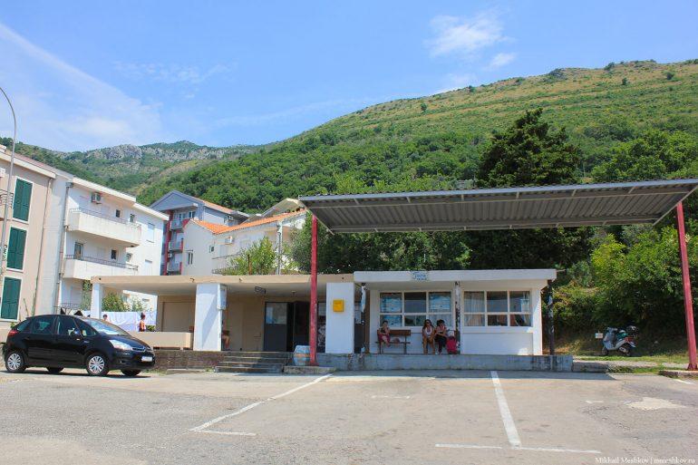 Автовокзал в Петроваце