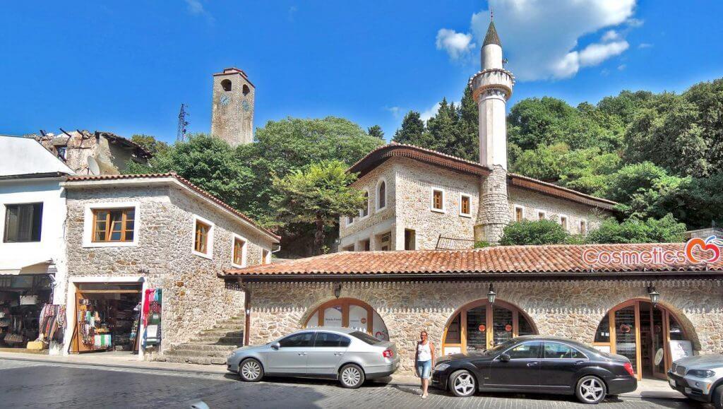 Мечеть Али Паши в Черногории