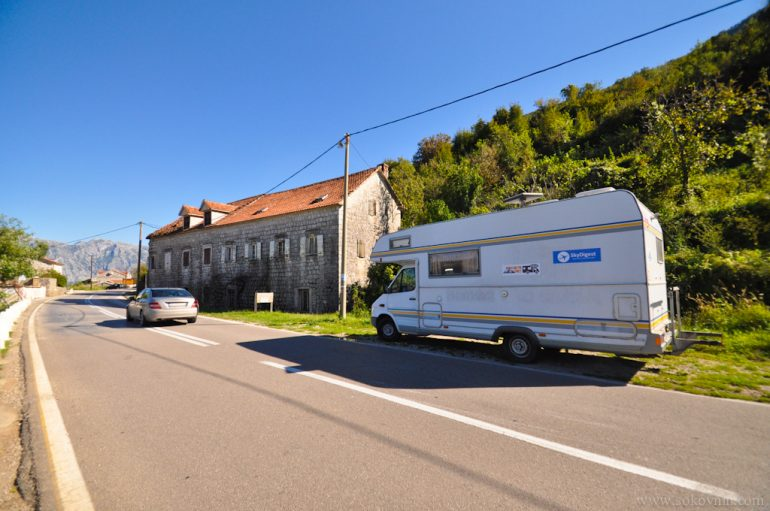 Как добраться из Тивата в Герцег-Нови