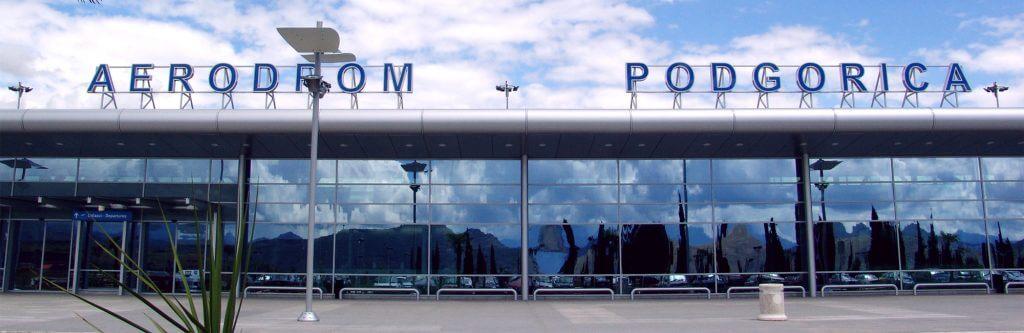Подгорица аэропорт