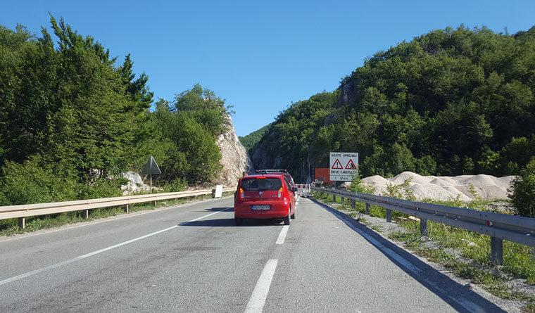 Как добраться из Подгорицы в Будву?