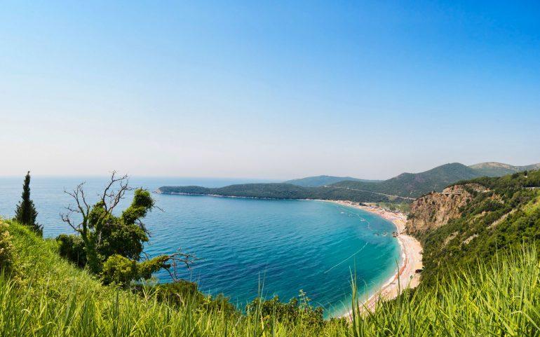 Пляжи Будвы