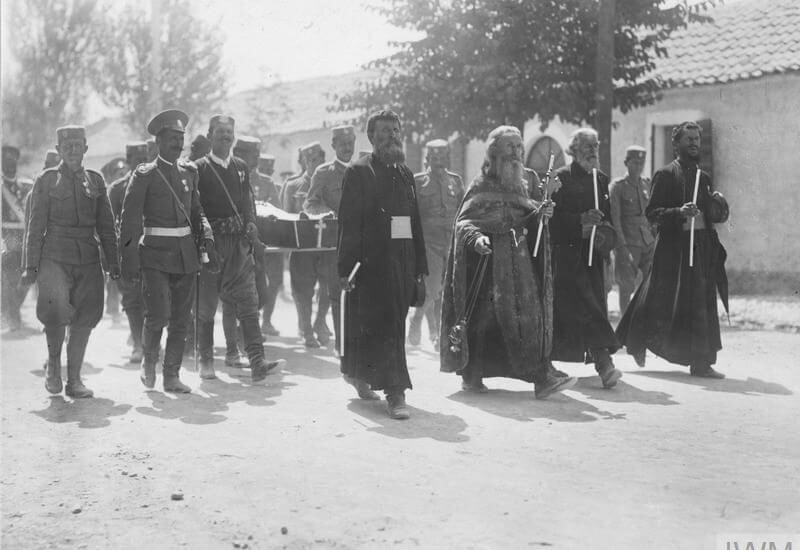 Черногория во время Первой и Второй мировых войн