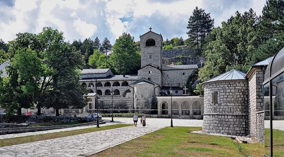 Главные святыни Черногории