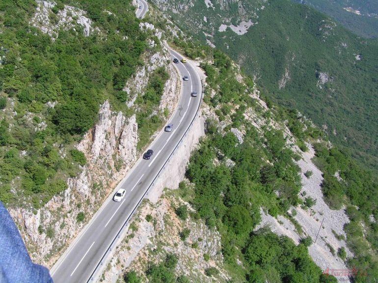 Как добраться из Тивата в Бечичи