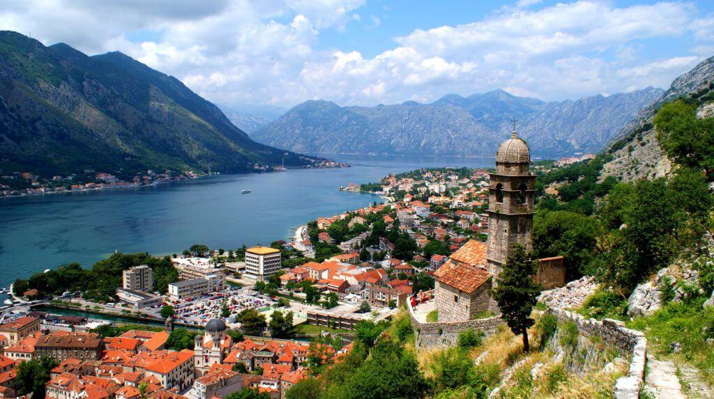 туристические объекты в Черногории
