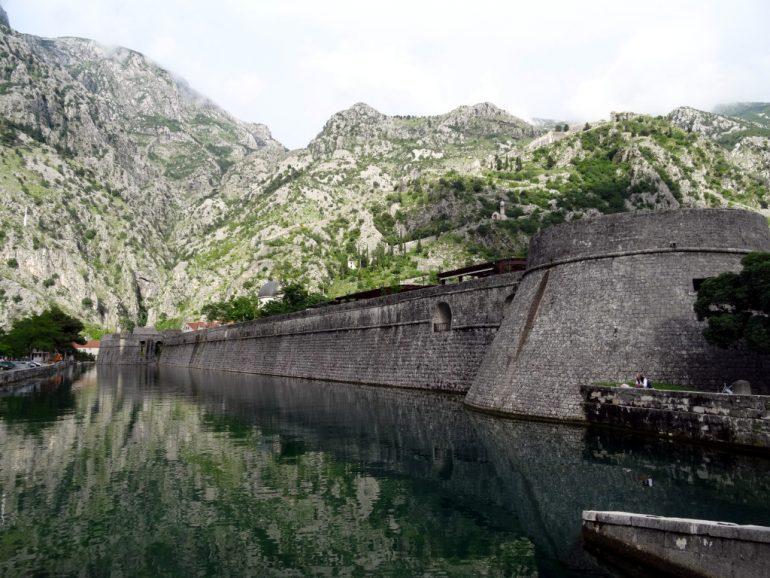 Крепостную стену в Которе за 2 месяца посетило 35 420 туристов