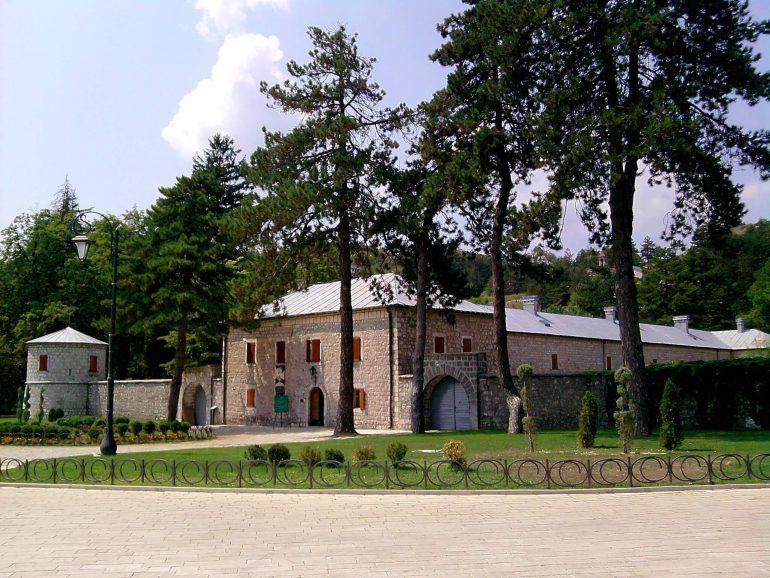 Музей Негоша Билярда в Цетинье