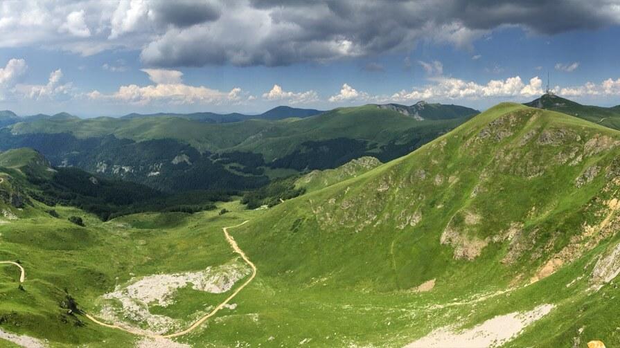 парк Биоградска-Гора