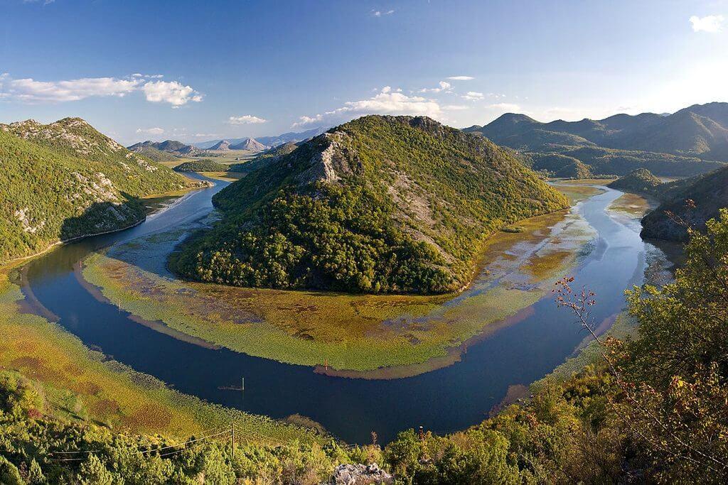 озеро Скадар