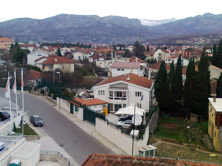 Посольство Великобритании в Черногории