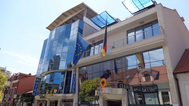 Посольство Германии в Черногории