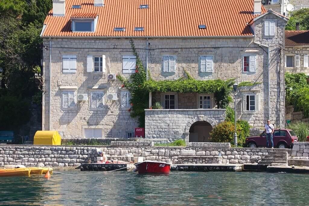 снять дом в Черногории