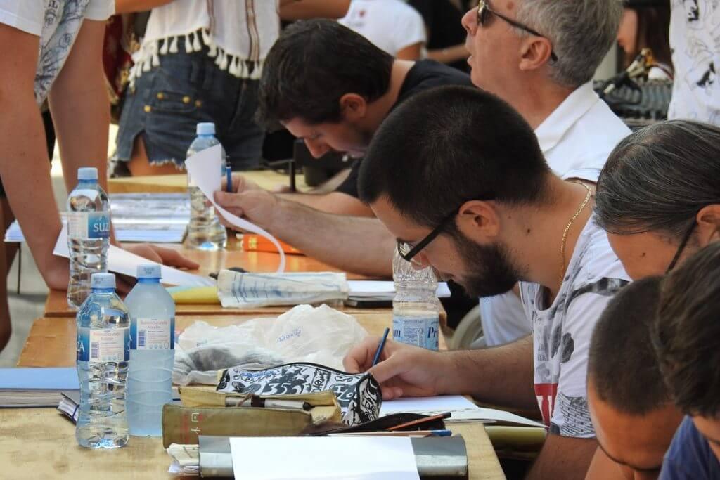 Фестиваль комиксов в Херцег-Нови участники