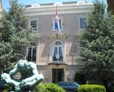 Посольство Хорватии в Черногории