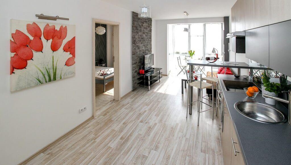 квартиры на Airbnb