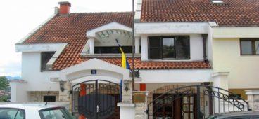Посольство Боснии и Герцеговины в Черногории