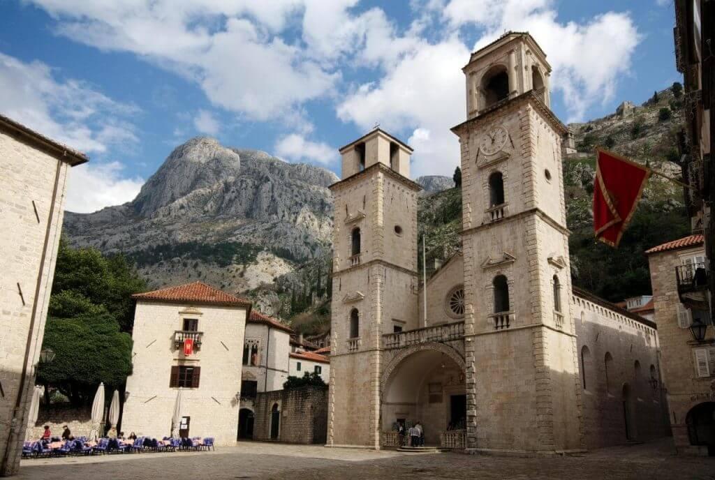 Собор Святого Трифона Черногория