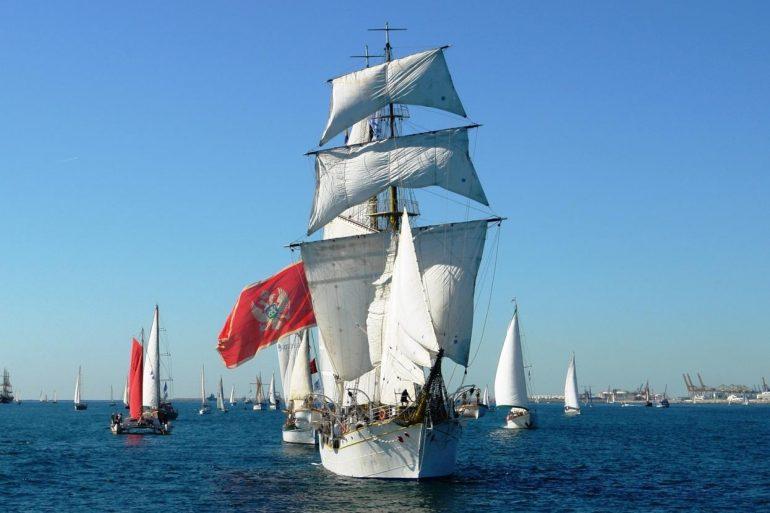 Самый красивый черногорский корабль Ядран отмечает 85-летие первого плавания