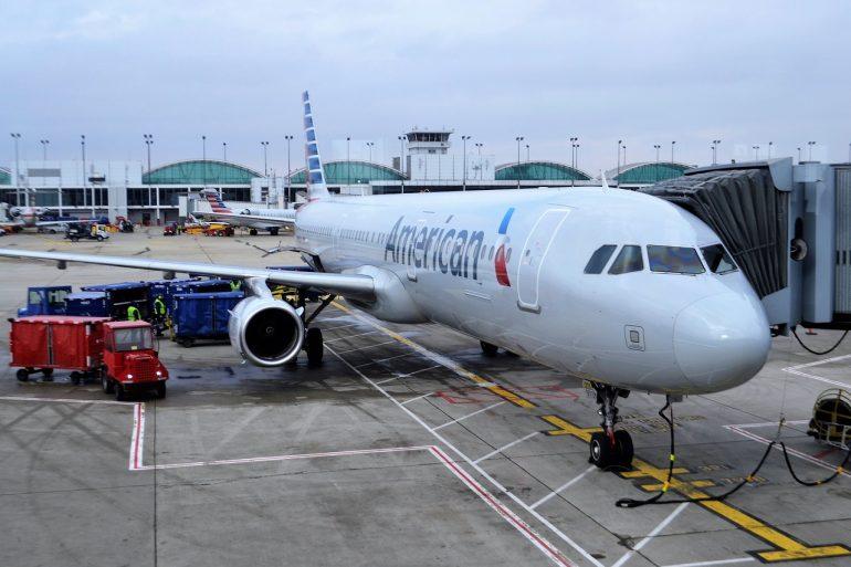 Черногория American Airlines