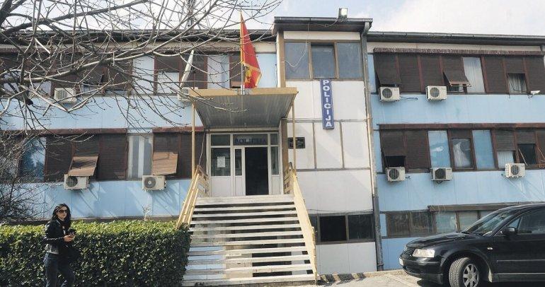 Управление полиции в Будве