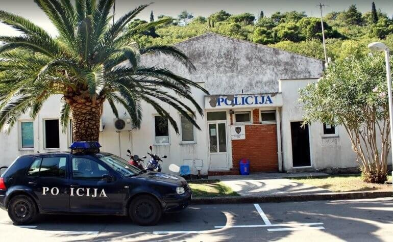 Отделение полиции в Петроваце