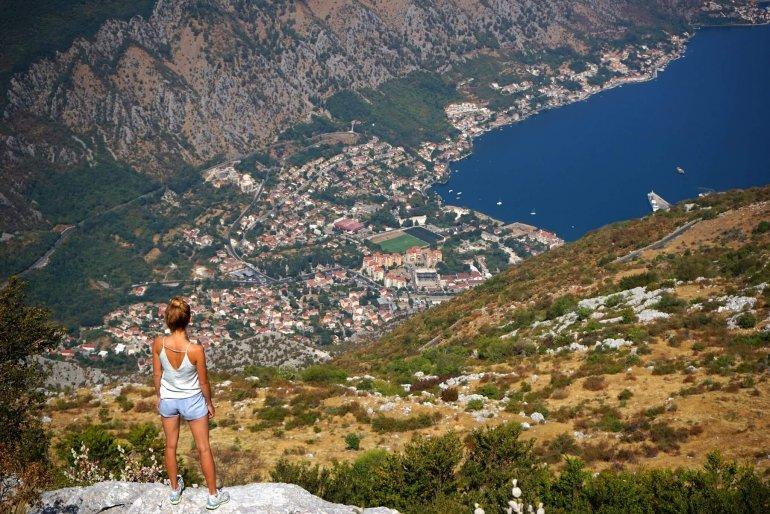 виды на Черногорию