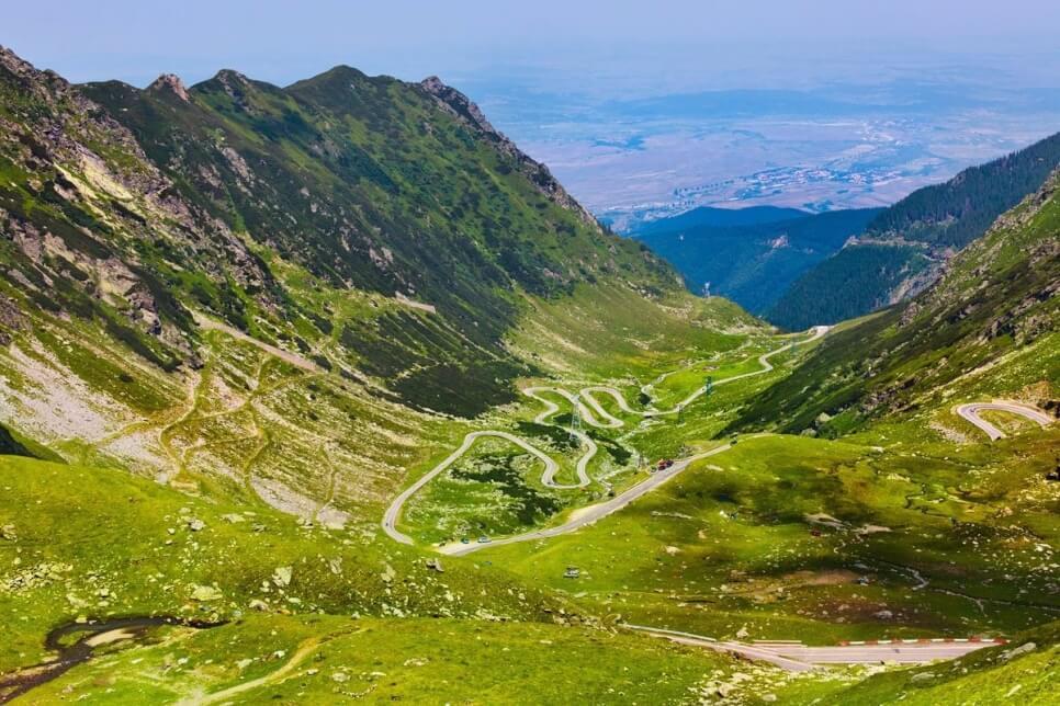 Transfagarasan Road, Румыния