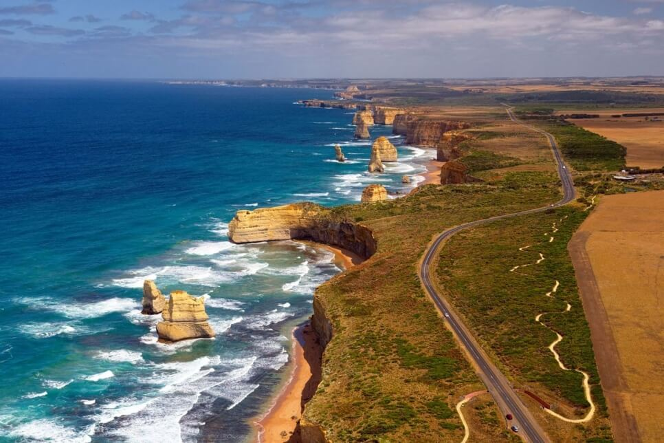 Great Ocean Road, Австралия