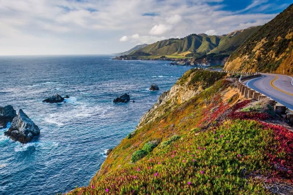 Pacific Coast Highway, США