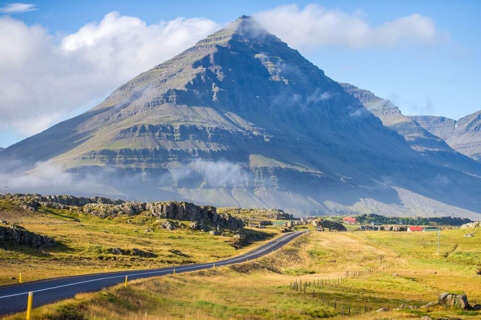 Route 1, Исландия