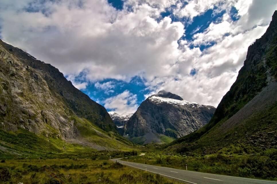 Milford Road, Новая Зеландия