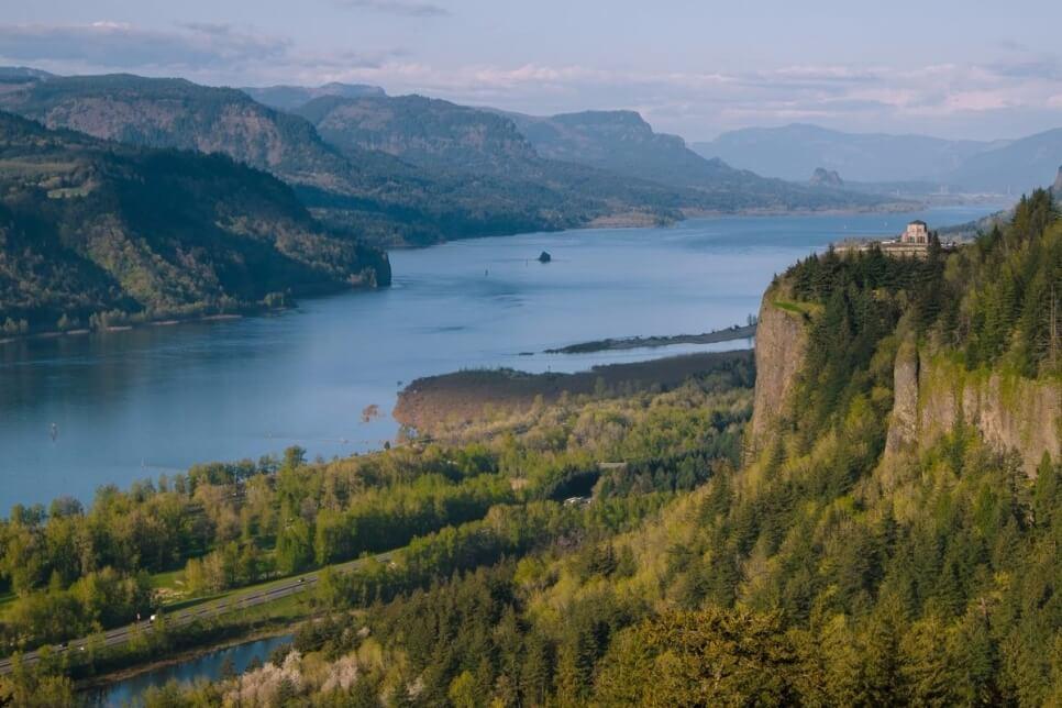Historic Columbia River Highway, США
