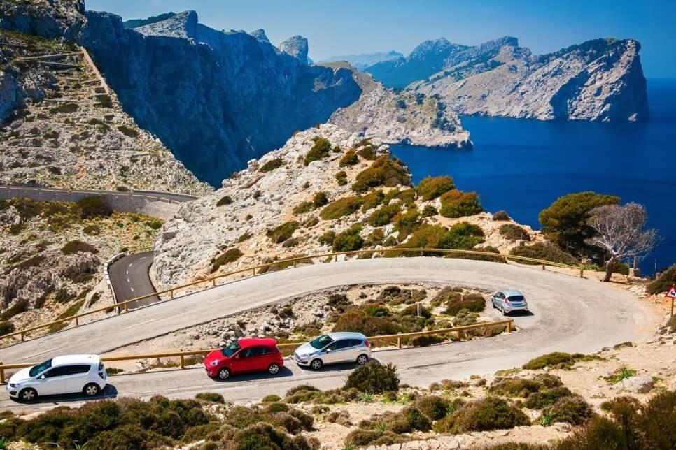 Cap de Formentor, Испания