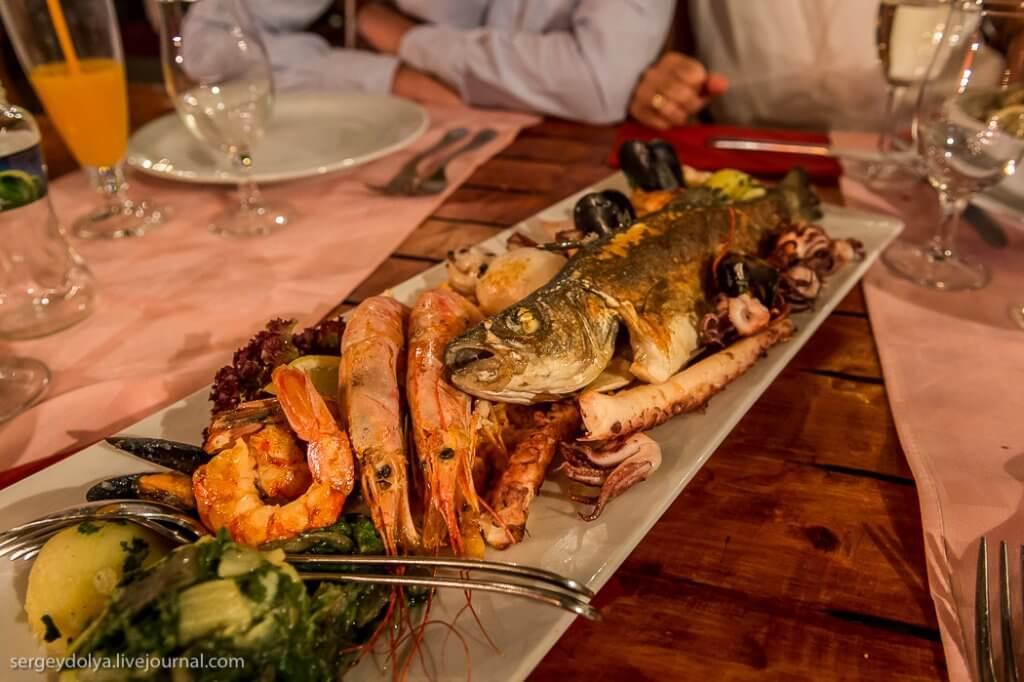 ресторан IL Baretta Будва Черногория