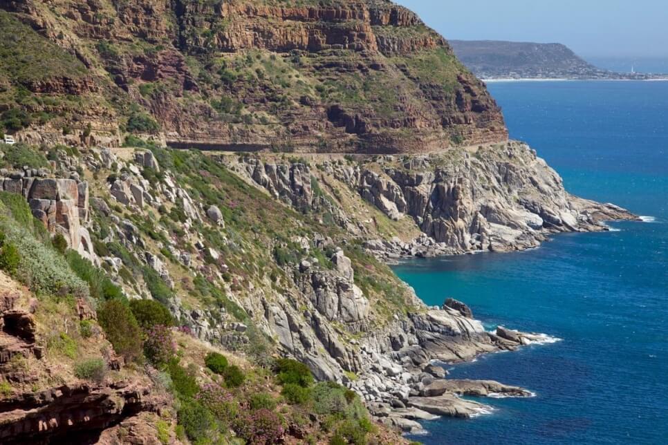 Chapman's Peak Drive, Южная Африка