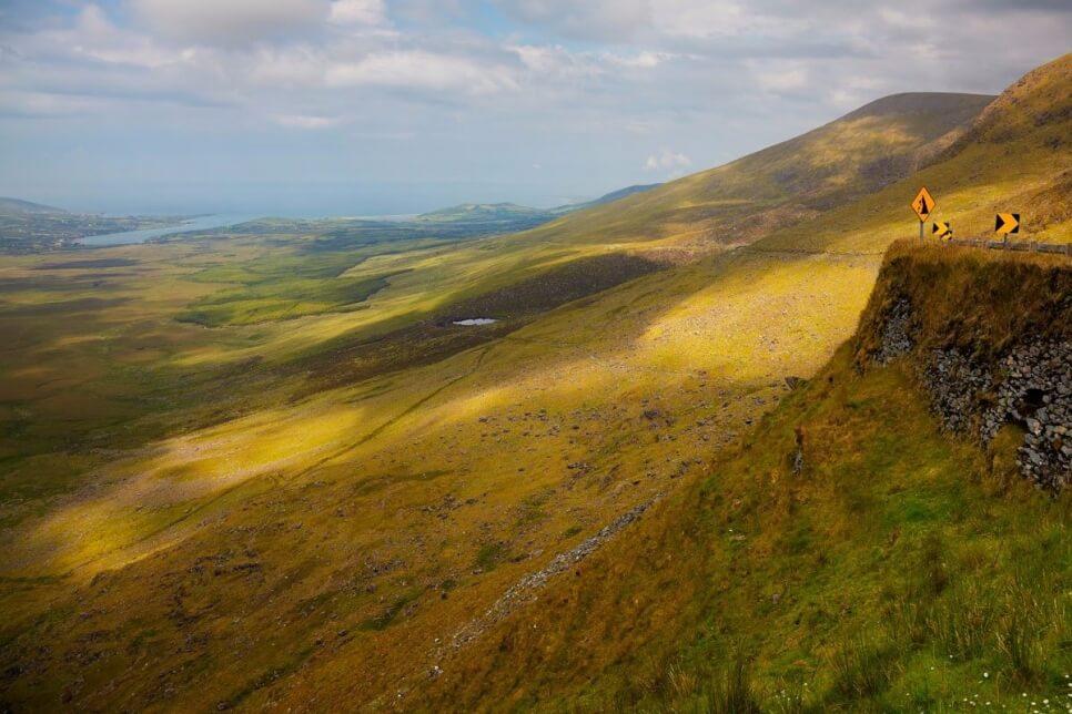 Conor Pass, Ирландия