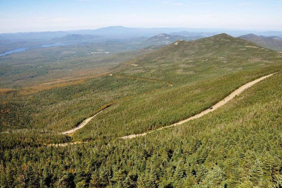 Whiteface Mountain Veteran's Memorial Highway, США