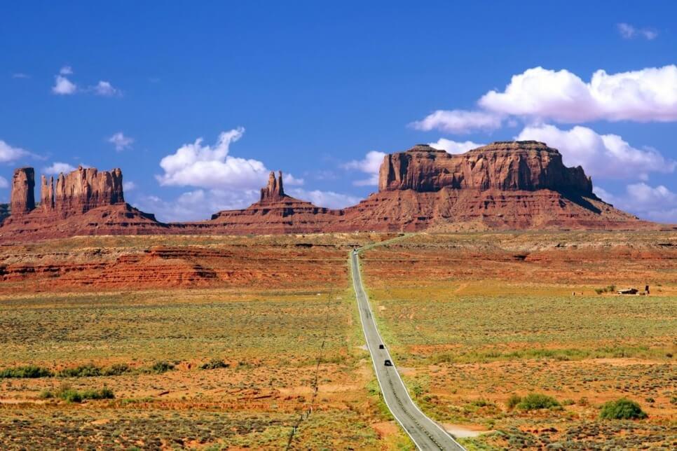 Scenic Byway 163, США